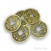 Китайски монети за богатство