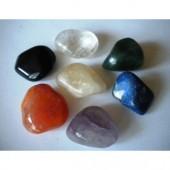 Комплект камъни за чакрите - 1