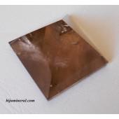 Пирамида от опушен кварц