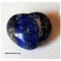 Талисман за любов- сърце от лазурит