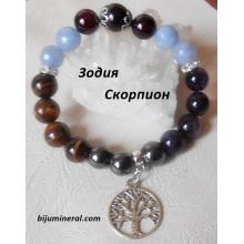Гривна за зодия Скорпион - 3