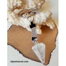 Ключодържател с планински кристал (махало)
